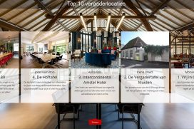 Singel80 in Top10 locaties NL